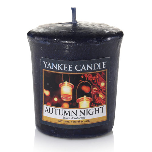 Autumn Night - Sampler