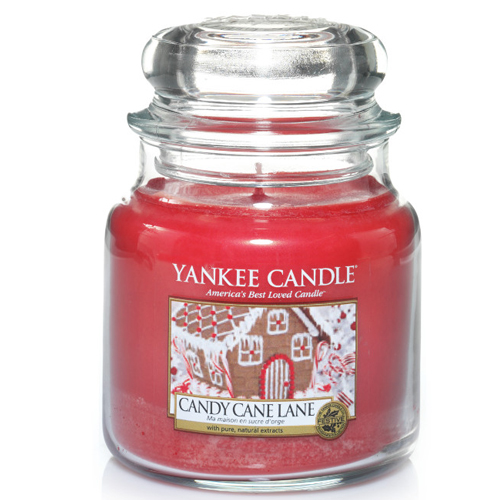 Candy Cane Lane - Medium Jar