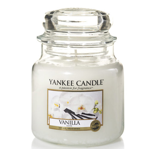 Vanilla - Medium Jar