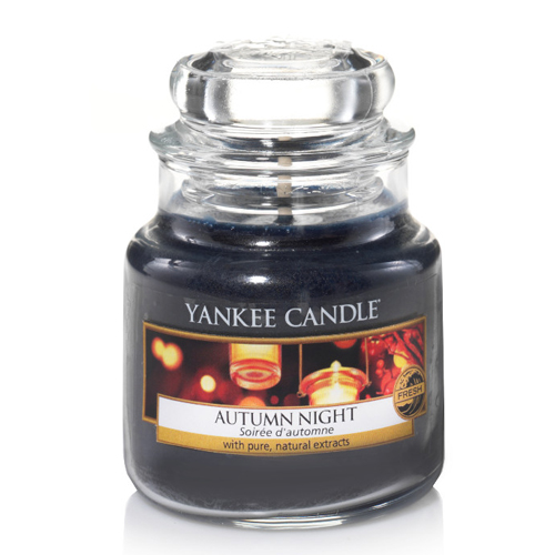 Autumn Night - Small Jar