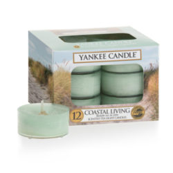Coastal Living - Tealights