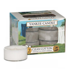 Clean Cotton - Tealights