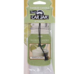 Vanilla Lime - Car Jar