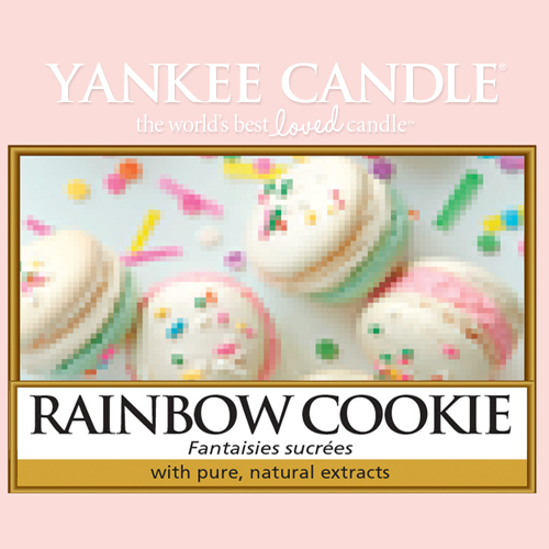 Rainbow Cookie